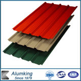 Roofing Sheet Aluminum with Color Coated