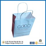 Custom Made Paper Gift Bag with Pth