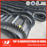 Sidewall Conveyor Belt for Incline Material Conveying
