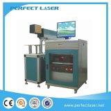 Cylinder Rotary Metal Laser Marking Engraver Machine