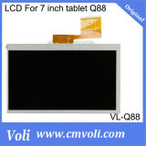 Q88 Tablet PC LCD for China Tablet 7 Inch LCD