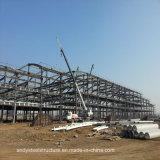 Multistory Galvanized Lightweight Prefab Steel Frame Factory