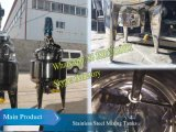 500L High Pressure Mixing Tank (high shear mixing vessel)