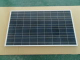 100W Poly Solar Panel for Charging 12V Battery