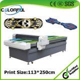 Mass Production Skateboard PVC Digital Printer Machine (colorful 1225)