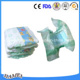 Breathable Disposable Diaper in Cheaper Price with Blue Adl