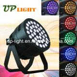 6in1 Wash 36*12W RGBWA UV LED PAR Light Zoom