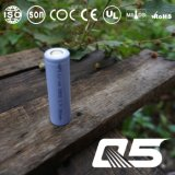 3.7V2800mAh, Lithium Battery, Li-ion 18650, Cylindrical, Rechargeable