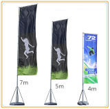 4m Feather Flag Banner Display with Water Tank Base