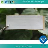 Eco-Friendly S50 1k Hf Passive Tamper Proof RFID Windshield Sticker