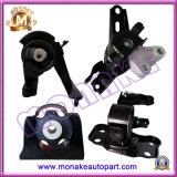 Auto / Car Rubber Parts Engine Motor Mount for Toyota Corolla (12305-0T010, 12361-0T010, 12371-0T010, 12372-0T010)