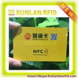 High Quality PVC RFID Tag with 13.56MHz Chip Card