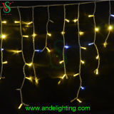 LED Falling Icicle Lights for Holiday Decoration