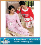 Ladies Nightwear with High Quality (CW-APAJAMAS-3)