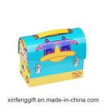 Metal Handle Tin Box for Gift/Food/Tea/Chocolate