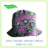Fashion Children Prink Animal Printing Fishing Cap