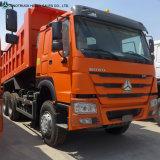 371HP 6X4 Dumper Truck Dimension Tipper for Sale