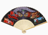 OEM Design Folding Bamboo Hand Fan