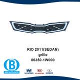 KIA Rio 2011 Grille Manufacturer for Auto Parts Lamps