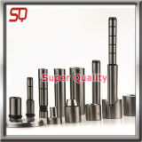 High Precision Lathe Parts C45 Steel Parts Galvanized Turned Parts