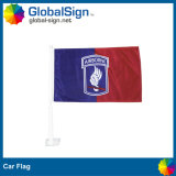 Car Window Flag, Travel Flag with Custom Full Color Printing