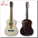 "[Winzz] 36"" Linden Plywood Wholesale Custom Acousic Guitar"
