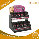 Custom Transparent Plexiglass Acrylic Makeup Cosmetic Display Counter