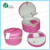 PU Leather Cosmetic Case for Woman
