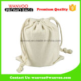 Utility Natural Color Cotton Rice Drawstring Bag China Supplier