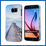 Wooden Bridge Hard Case Back Cover for Samsung Galaxy S6