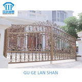 High Quality Crafted Wrought Iron Gate 033