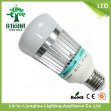 16W 2835SMD 100% Aluminum High Luminous LED Lamp Bulb