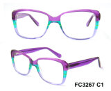 Colorful Acetate Optical Glasses Competitive Price Women Style