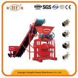 Crush Stone Clay Vibration Shaping Brick Machine