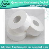 100% Natural Jumbo Roll Paper for Diaper with CE (SH-035)