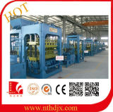 Automatic Hydraulic Cement Brick Forming Machine