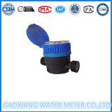 Nylon Single Jet Magnetic Drive Residential Water Meter Dn15
