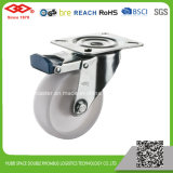 125mm Industrial PP Swivel Braked Caster (P103-30D125X35IS)