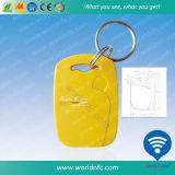 Waterproof ABS/Silicone T5577 RFID Keyfob