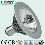 LED 3D COB Ar70 with External Driver Dimmable