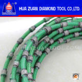 High Efficiency Plastic Granite Wire Saw for Profiling