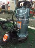 Electric Submersible Water Pumps, 1.5HP 3inch Outlet (Aluminum impeller)