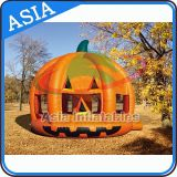 Holiday Inflatable Halloween Pumpkin Bounce House