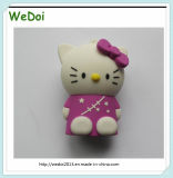 Promotional Hello Kitty Mobile Phone Charger with CE (WY-PB101)