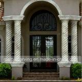 Porticos European Marble Columns, Decoration Pillars