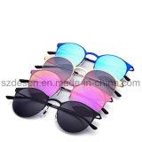 Wholesale Promotion Fashion Driving Women Metal Sunglasses