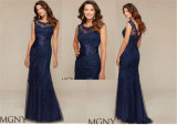 Ladies Slim Sexy Lace Evening Dress, Party Dress Tailored