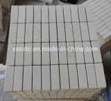 Beige Marble Polish Mosaic Tile for Wall Decoration