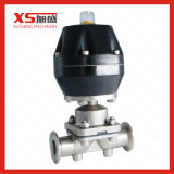 Stainless Steel Hygienic Pneumatic Actuator Diaphragm Valves