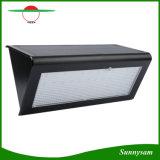 48 LED 800lm Outdoor Solar Power Microwave Radar Motion Sensor Light Wireless Security Garden Wall Light